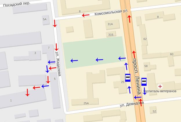 карта проезда на склад плюшевый друг